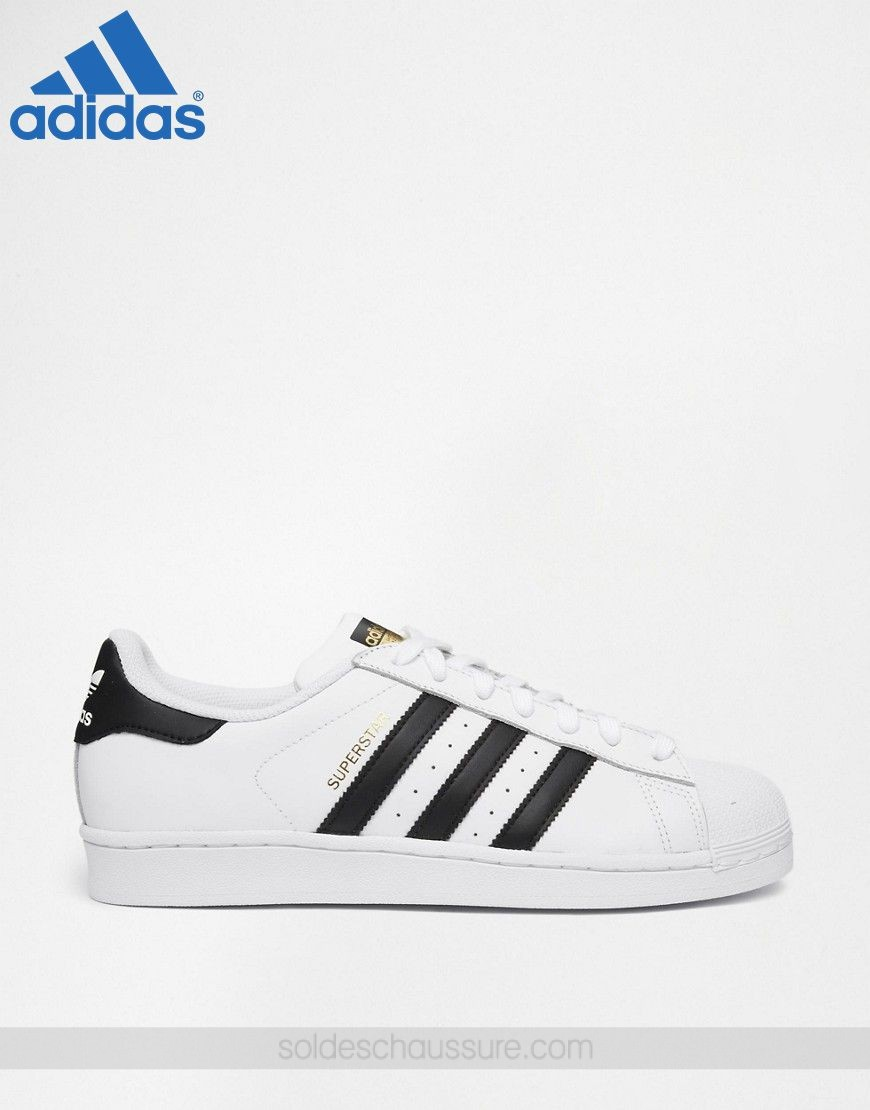 [Boutique Officiel Adidas] # Adidas Originals Superstar Blanc - [Boutique Officiel Adidas] # Adidas Originals Superstar Blanc-01-1